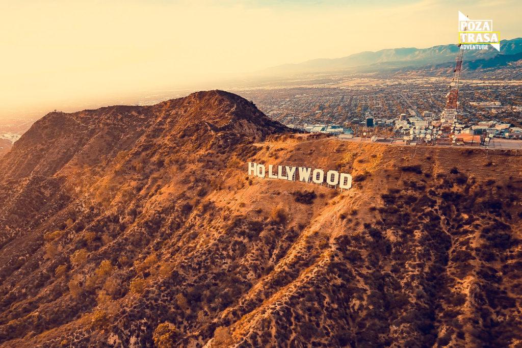 Kalifornia wyprawa wakacje Los Angeles Hollywood