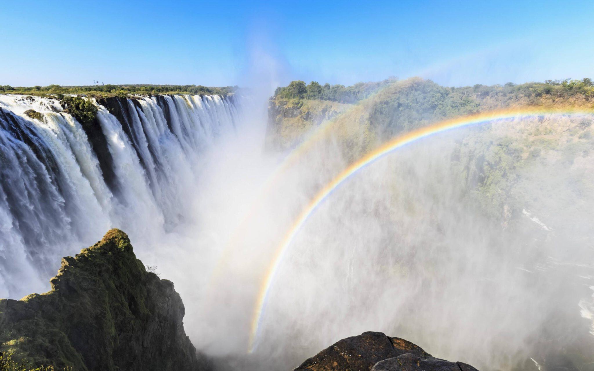 Wyprawa Wodospady Wiktorii wycieczka afryka