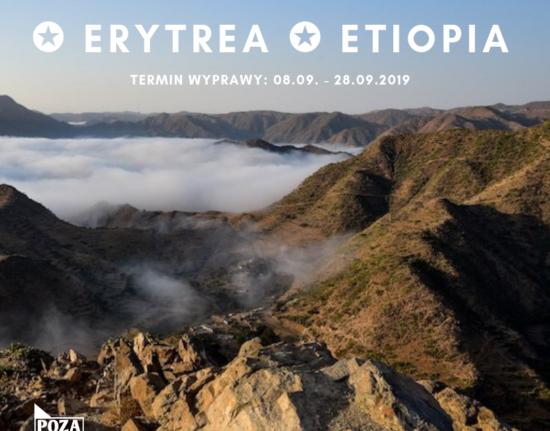 Wyprawa Erytrea Etiopia