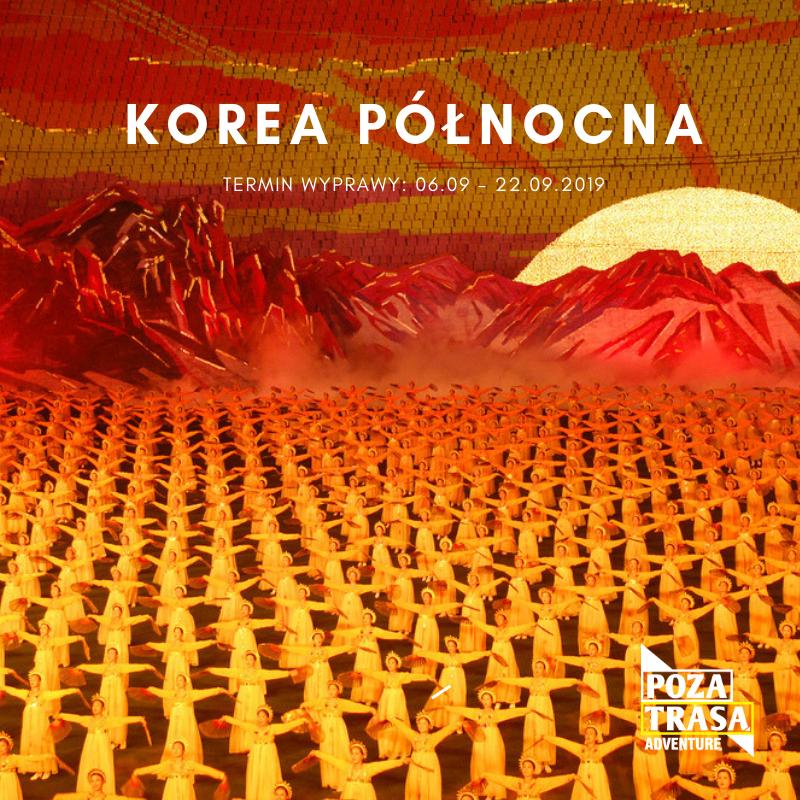 Korea Północna wycieczka