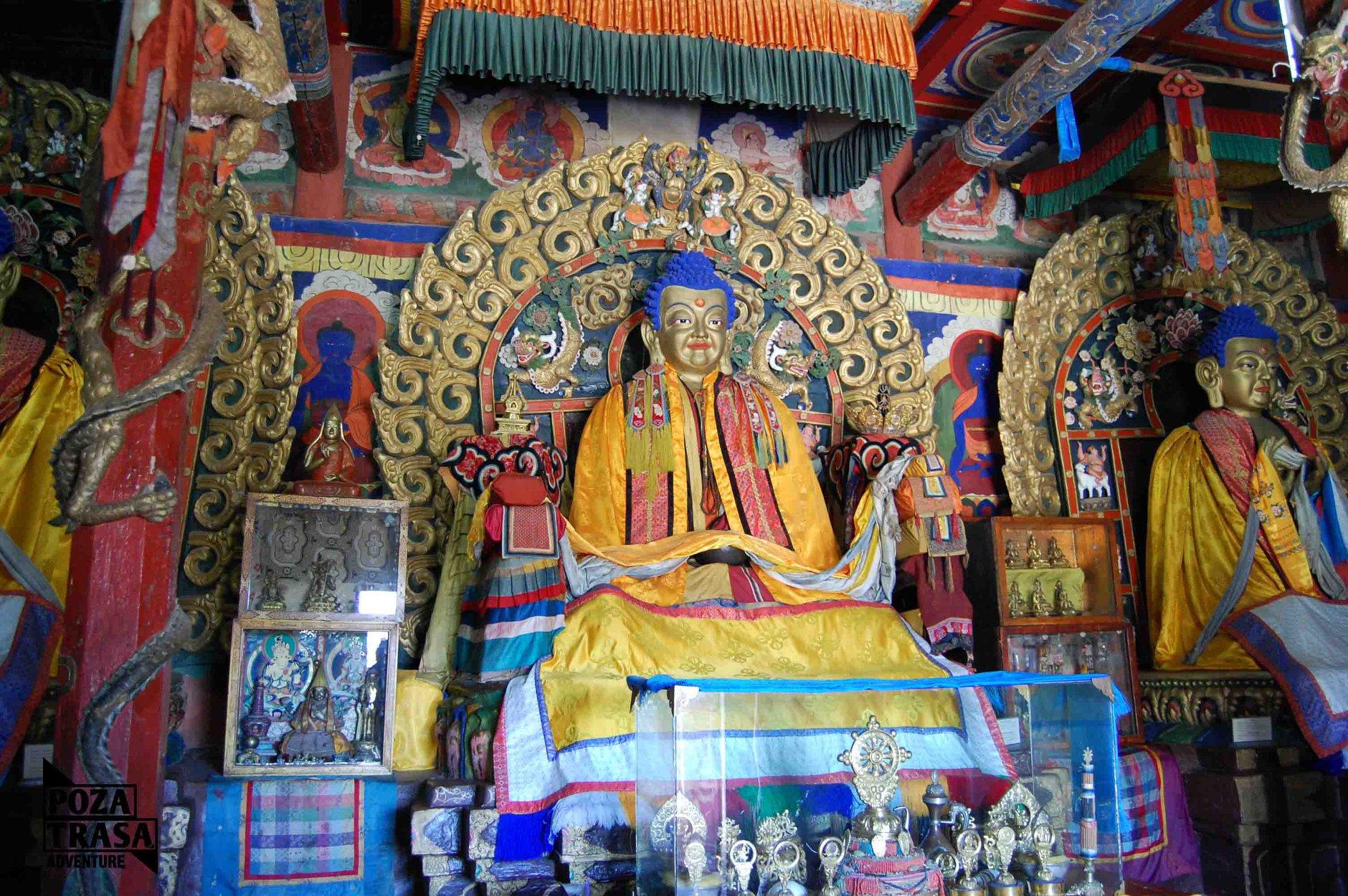 Mongolia wierzenia wyprawa