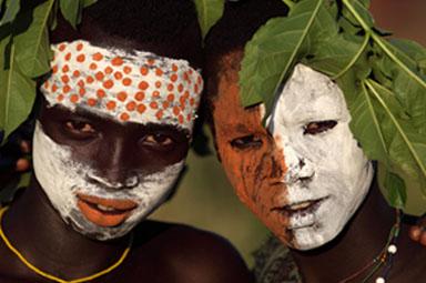 wyprawa etiopia południowa