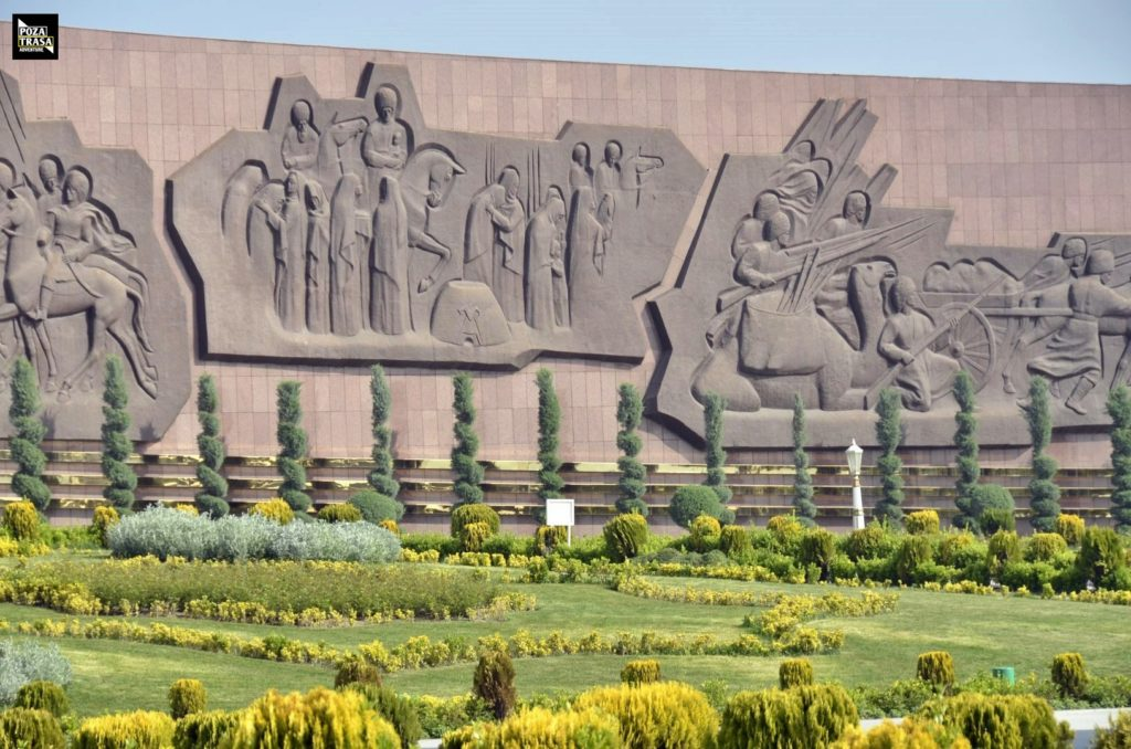 Turkmenistan wyjazd