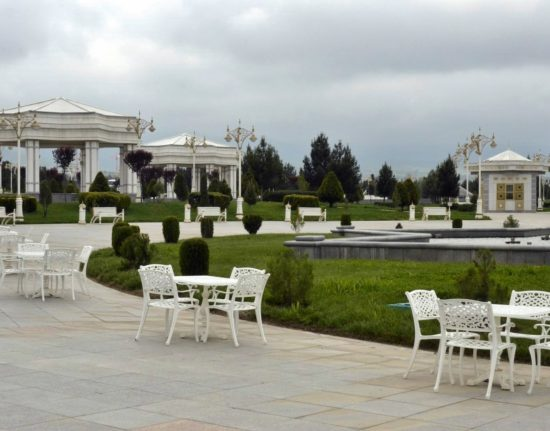 parki Aszchabadu