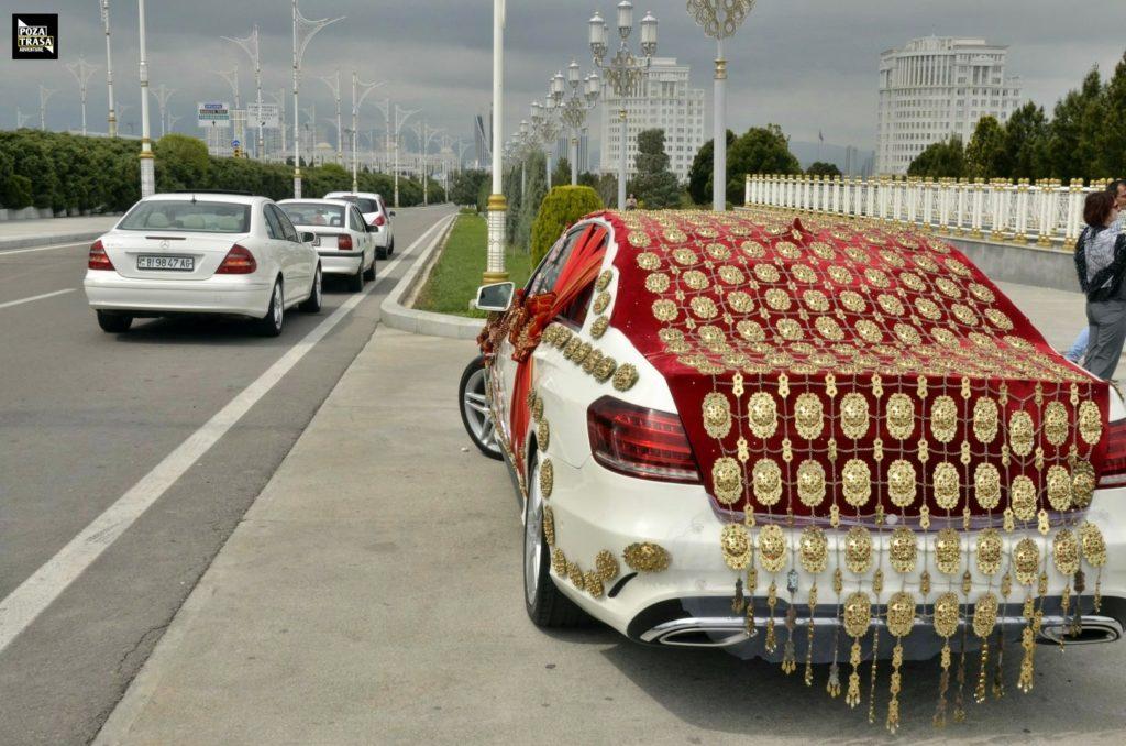 Turkmeńskie wesele
