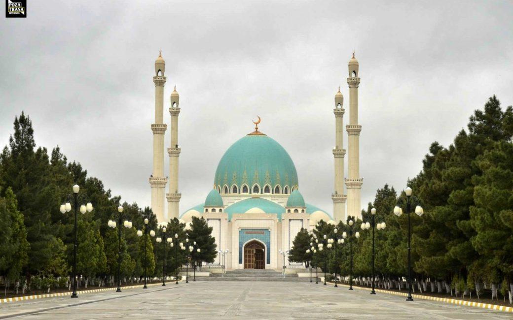 meczet Aszchabad