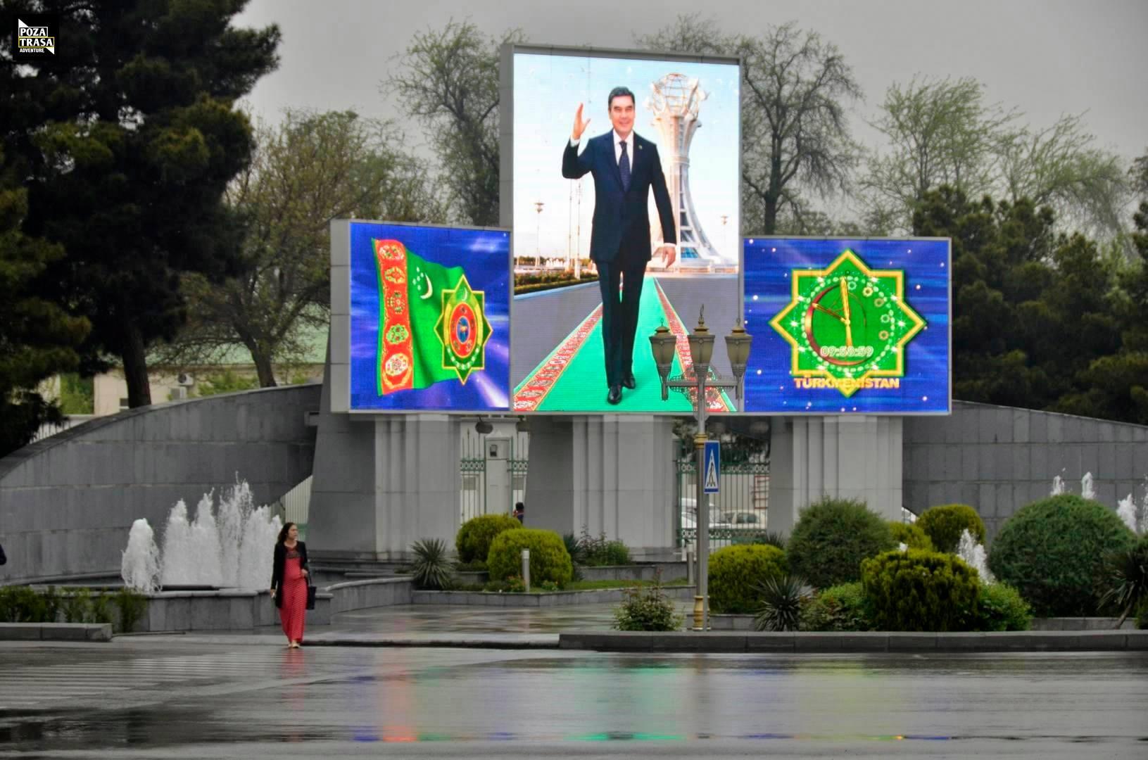 Turkmenistan Aszchabad