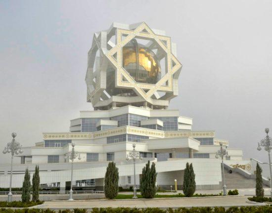 Turkmenistan Uzbekistan podróż