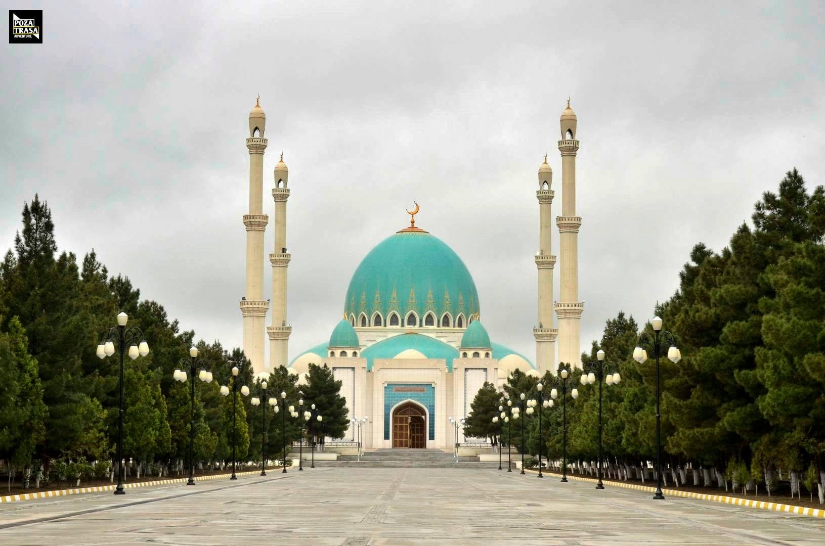 Turkmenistan fakty i ciekawostki