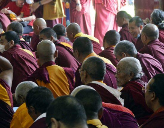 Medytacje z mnichami