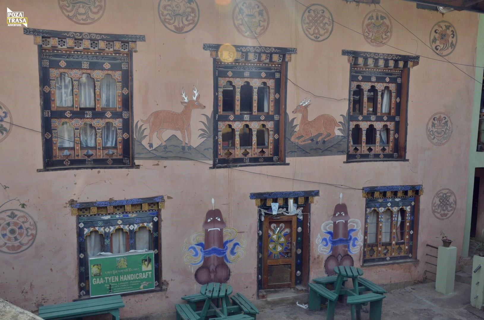 Chimi Lhakhang świątynia