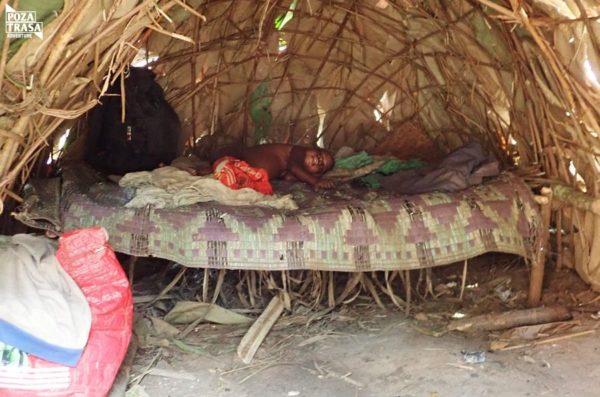 nocleg wyprawa kongo
