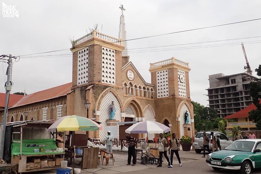kongo miasto