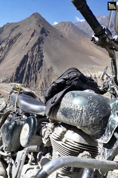 nepal motocyklem