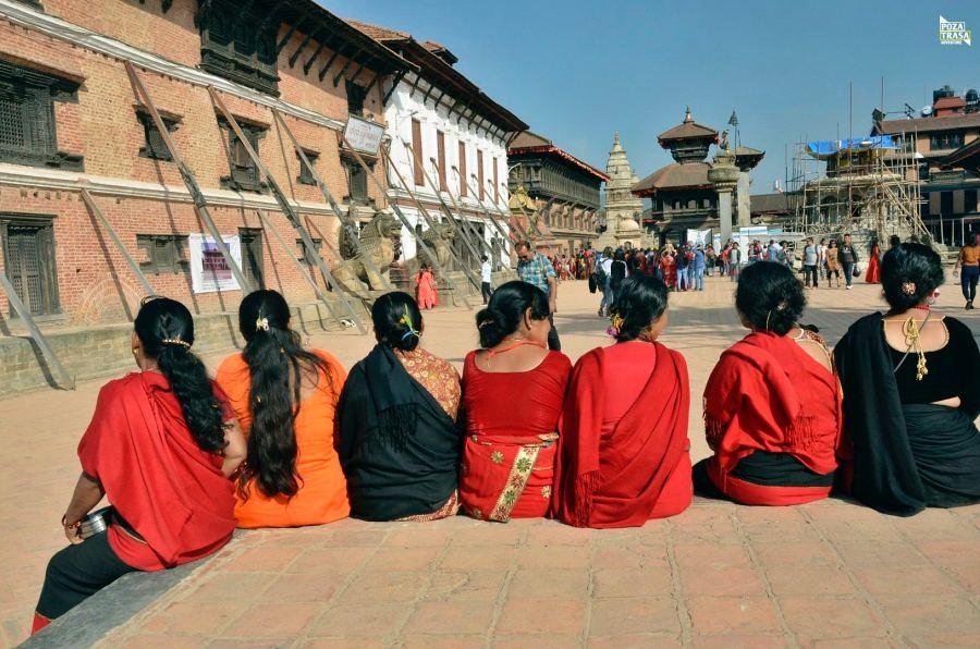nepal motocyklem Kathmandu