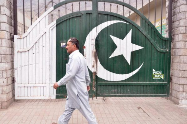 Pakistan wyjazd
