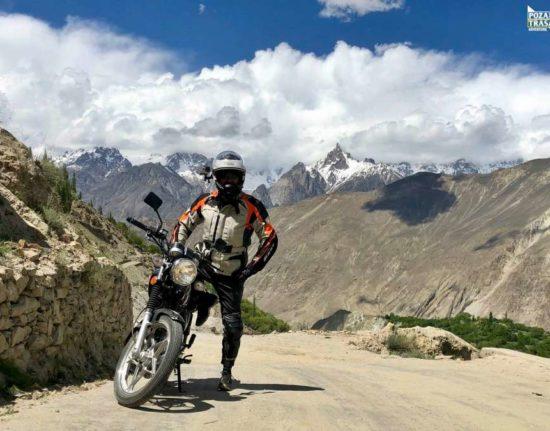 podróże motocyklem