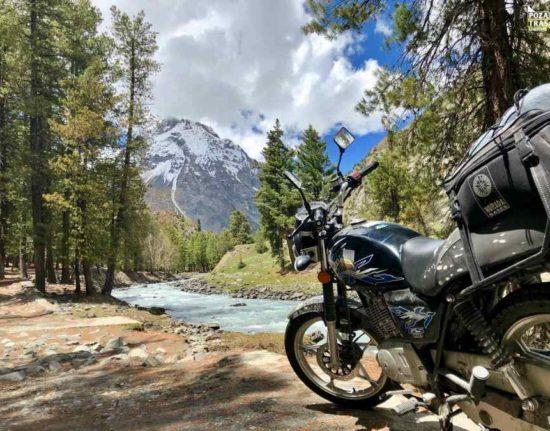 wyprawy motocyklem