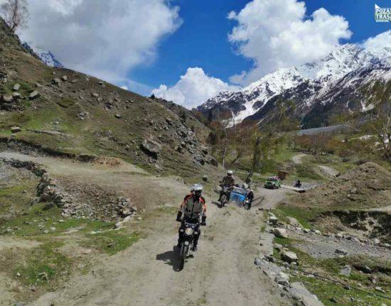 Pakistan motocyklem