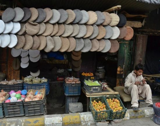 Pakistańskie ulice