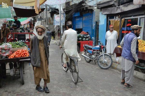 ulice Pakistanu