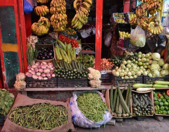 bazary w Pakistanie