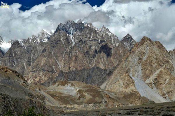 Krajobrazy Pakistan