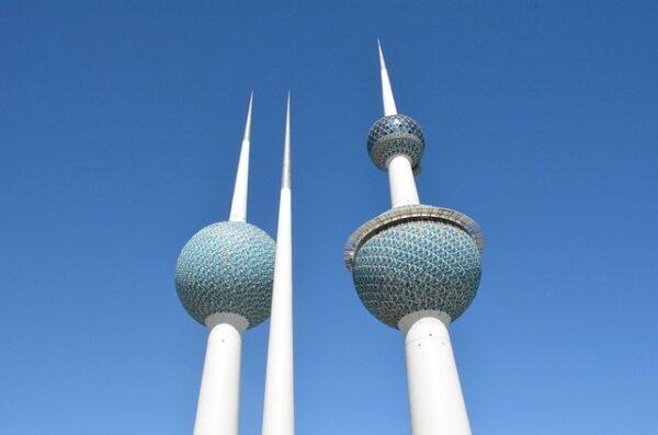 Kuwejt Wieże Kuwejckie