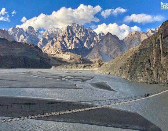 Cathedral Peak w Pakistanie