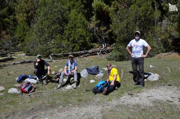 Salony do Nanga base camp