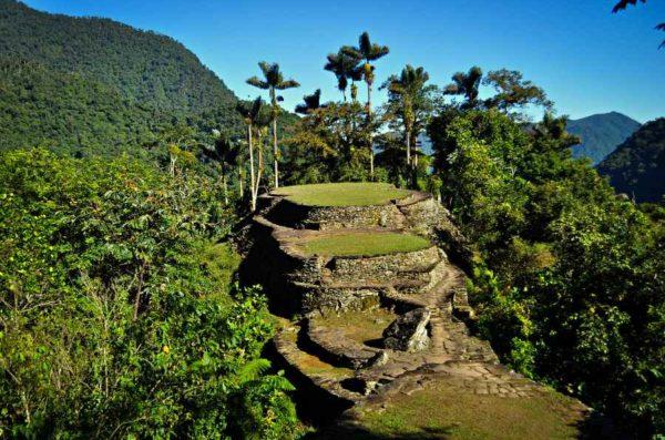 wycieczka do kolumbii