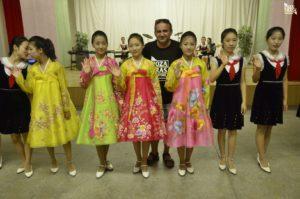 Podróż Korea Północna