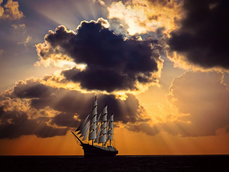 Tristan da Cunha Rejs