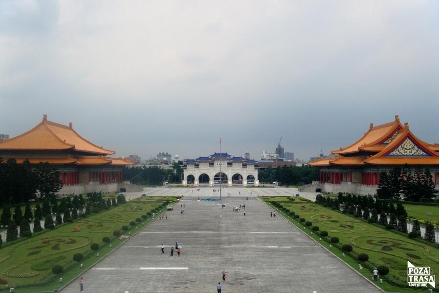 zwiedzanie Tajwanu