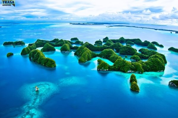 Tajwan Palau