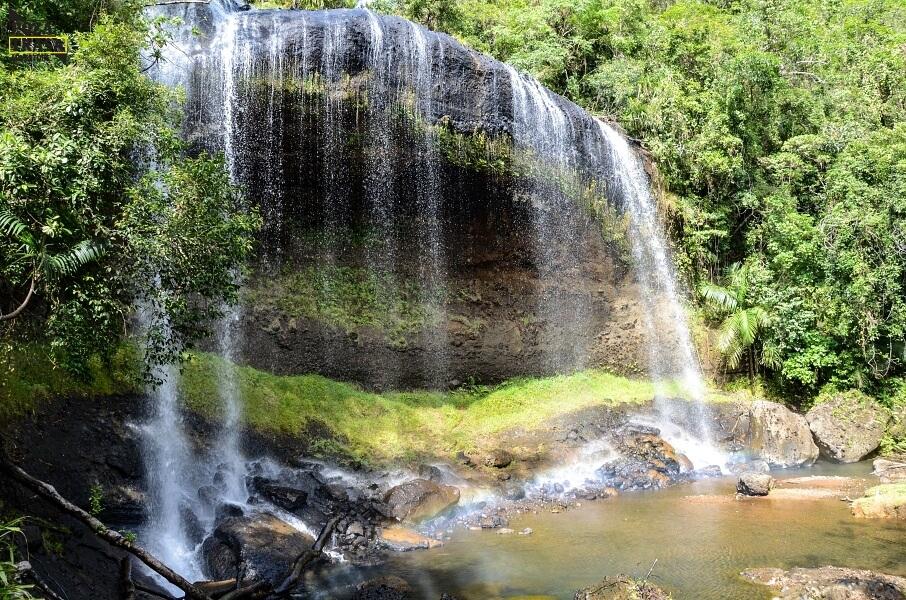 wodospady Mikronezja