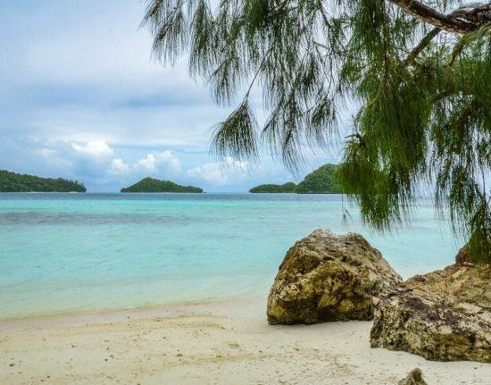 Pacyfik plaże