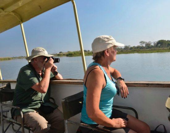 wodne safari Zambia Malawi
