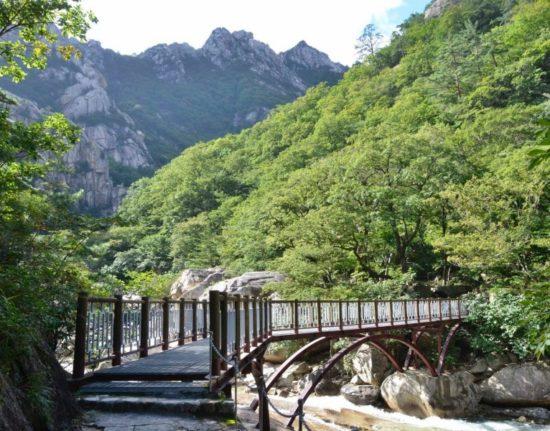 Korea Północna Góry Diamentowe