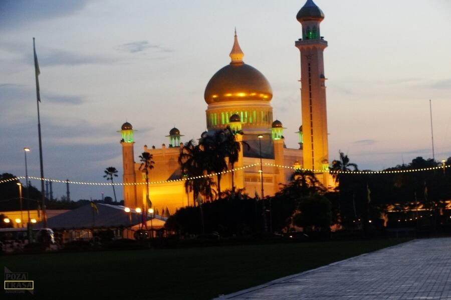 wycieczka Brunei