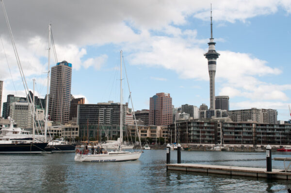 WYSPY COOKA - POLINEZJA FRANCUSKA (TAHITI, MOOREA, MARKIZY) - NOWA ZELANDIA - AUSTRALIA
