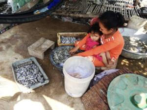 Kambodża mieszkańcy