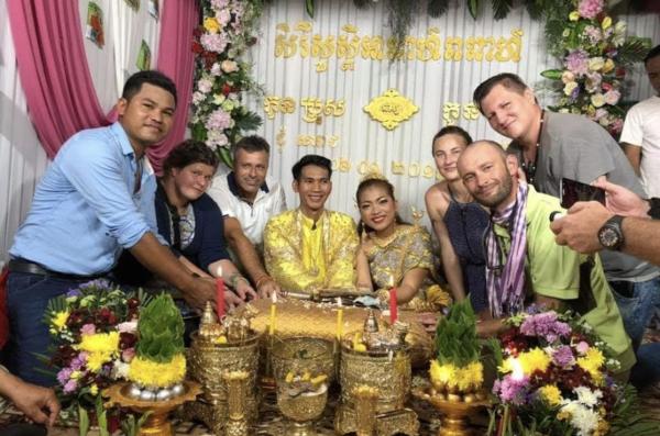 Kambodża KHMERSKIE WESELE
