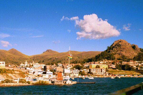 Peru Boliwia Chile
