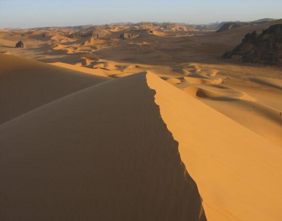 Algieria wyprawa