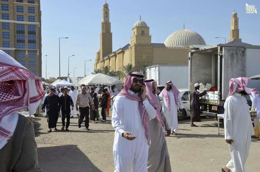 Azjatyckie podróże Arabia Saudyjska