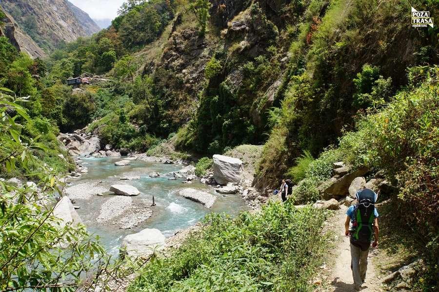 Nepal Trekking Helambu trekkingi górskie wyprawy