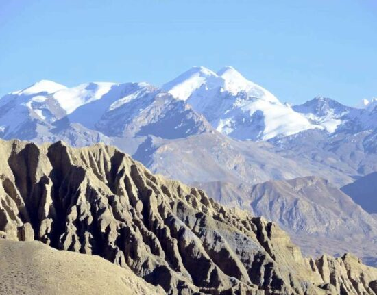 Himalaje Mustang