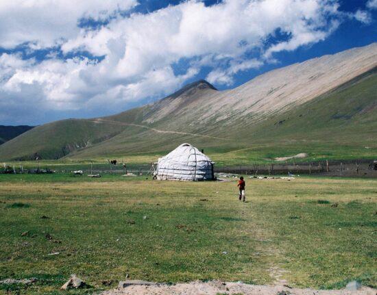 Kirgistan wyprawa