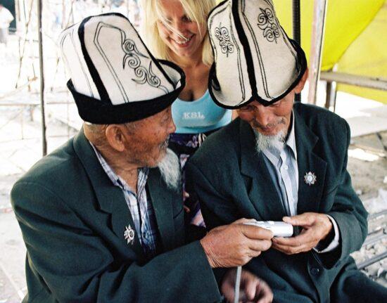 Azja Centralna wyjazdy O Kirgistanie